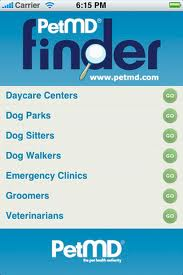 Pet Services Finder