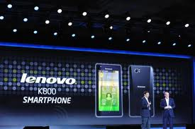 Lenovo K800 Features
