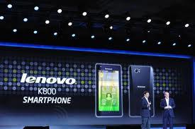 Lenovo K800 Features