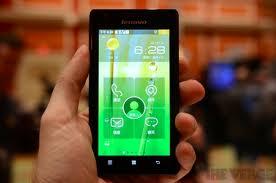 Lenovo K800 Smart Phone