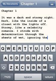 My Writing Nook