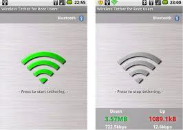 Wireless Tethers