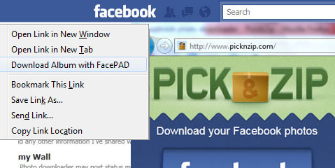 Facebook Album