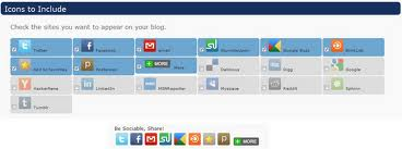 Wordpress Sharebar