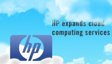 HP cloud computing