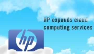 HP cloud computing