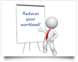 reduce workload