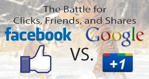 Facebook vs. Google Plus