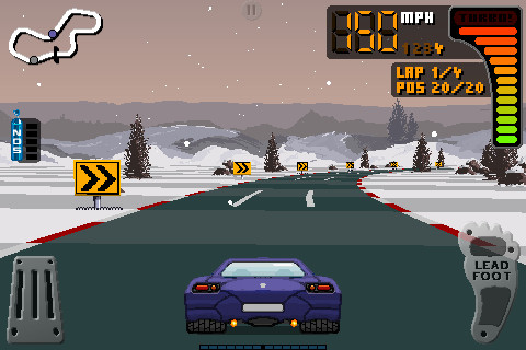 8 Bit Rally for iphone