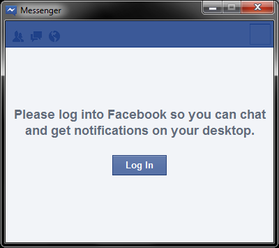 How To Download Facebook Messenger Into Windows7