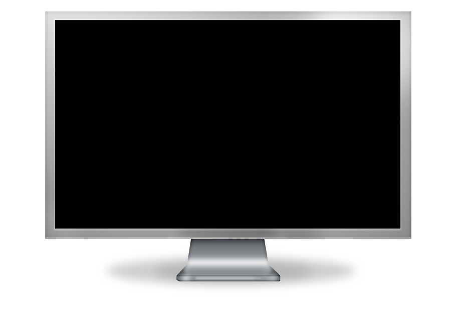 Blank monitor of your PC