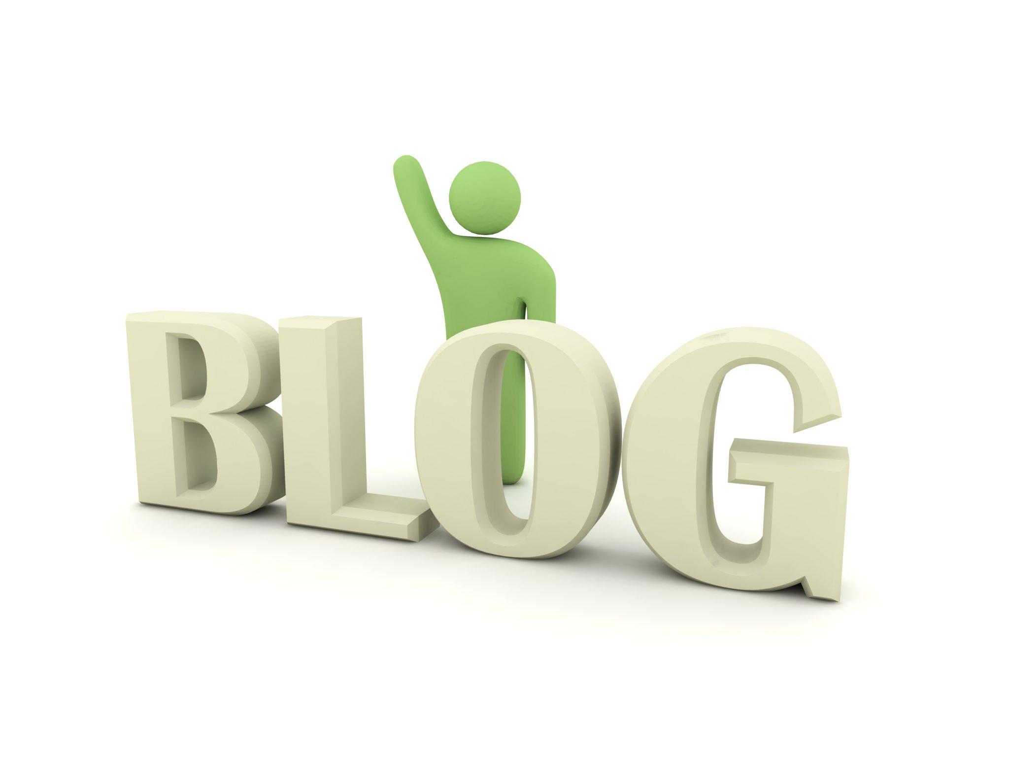 Blogging Environment