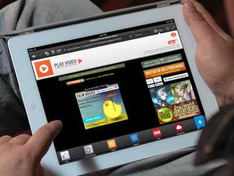 Internet Browsers for Your iPad