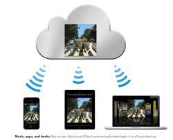 iPhone device to Cloud