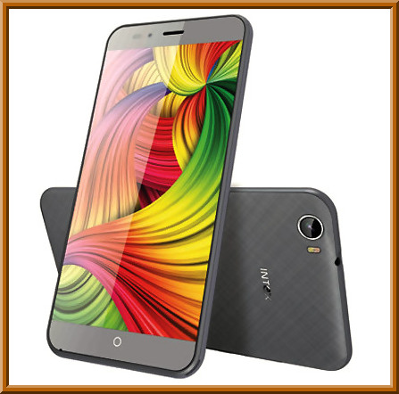 Intex Cloud 4g Smart mobile