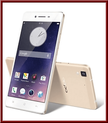 Oppo F1 Full Specifications | Features and Price in India