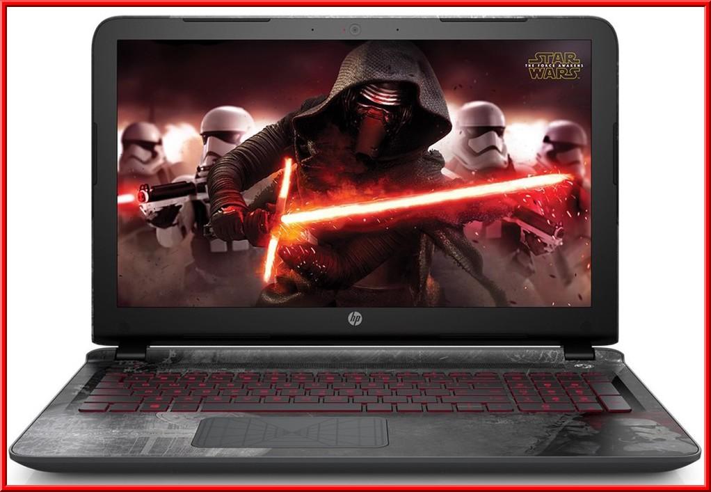 HP star wars notebook