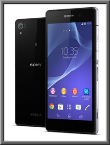 new sony xperia z6