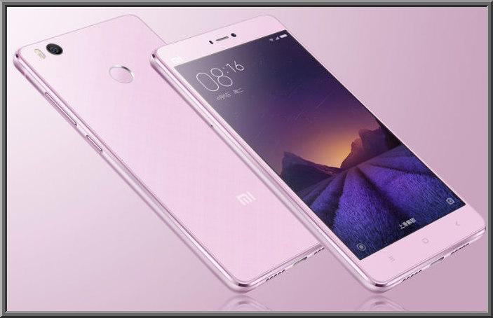 New Xiaomi Mi 4s