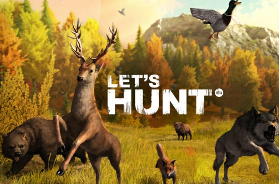 hunting games online