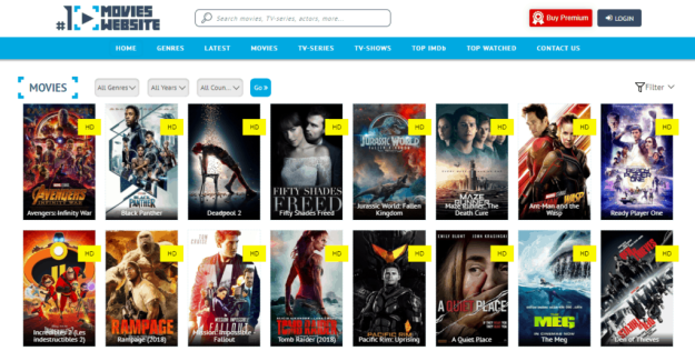 1movies-website